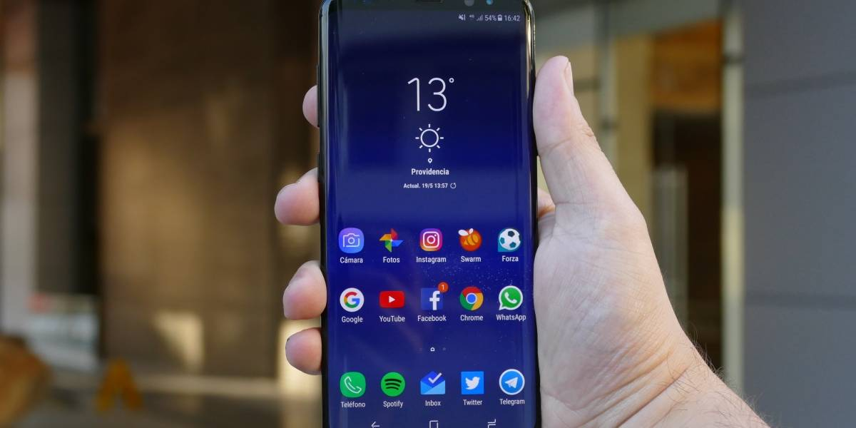 Review Samsung Galaxy S8+ [W Labs]