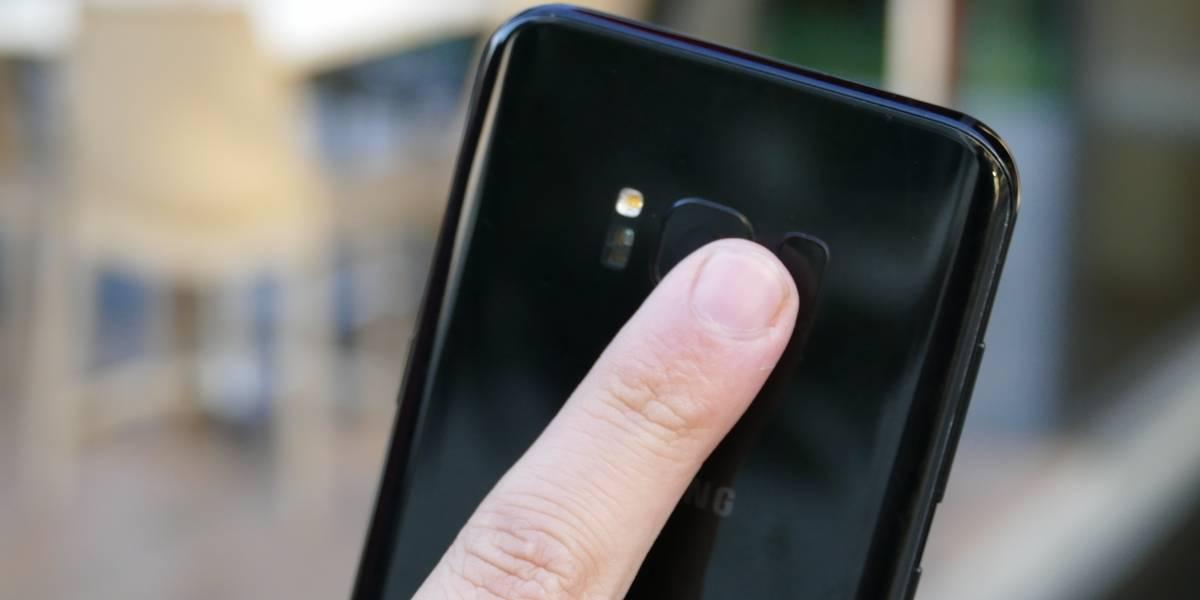 El lector de huellas del Galaxy Note 8 volvería a estar en el peor lugar