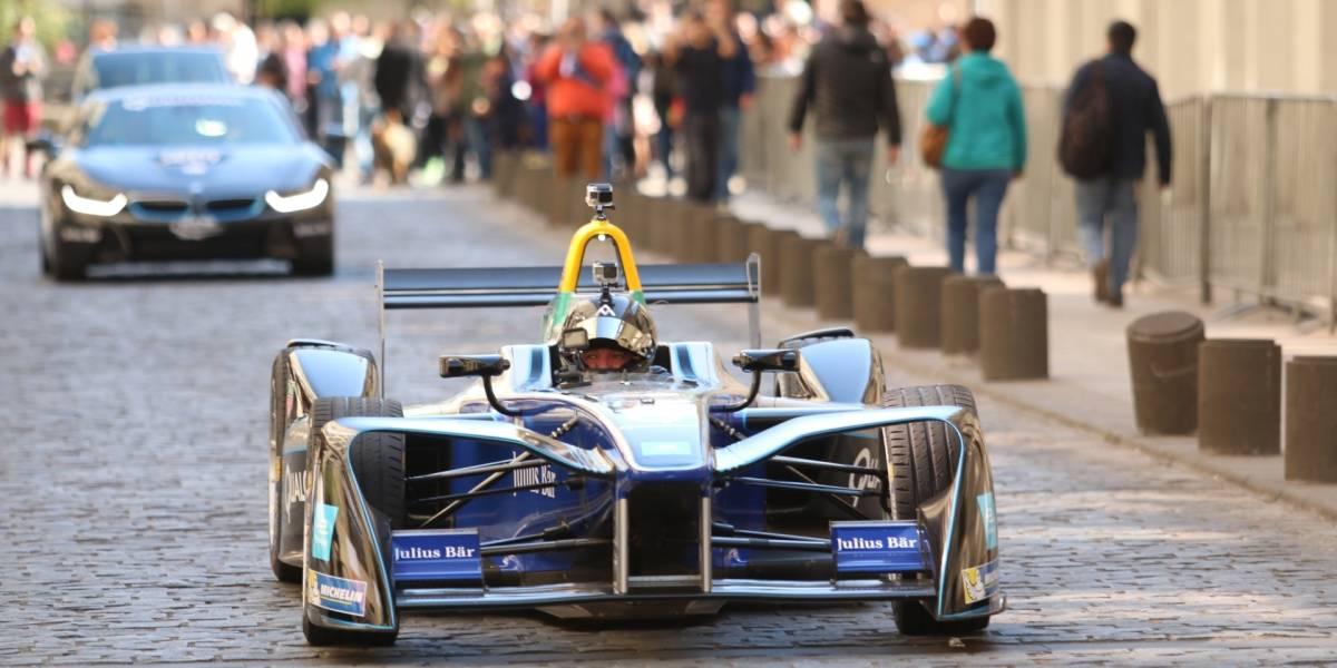 Fórmula E: El desafío técnico de transmitirla