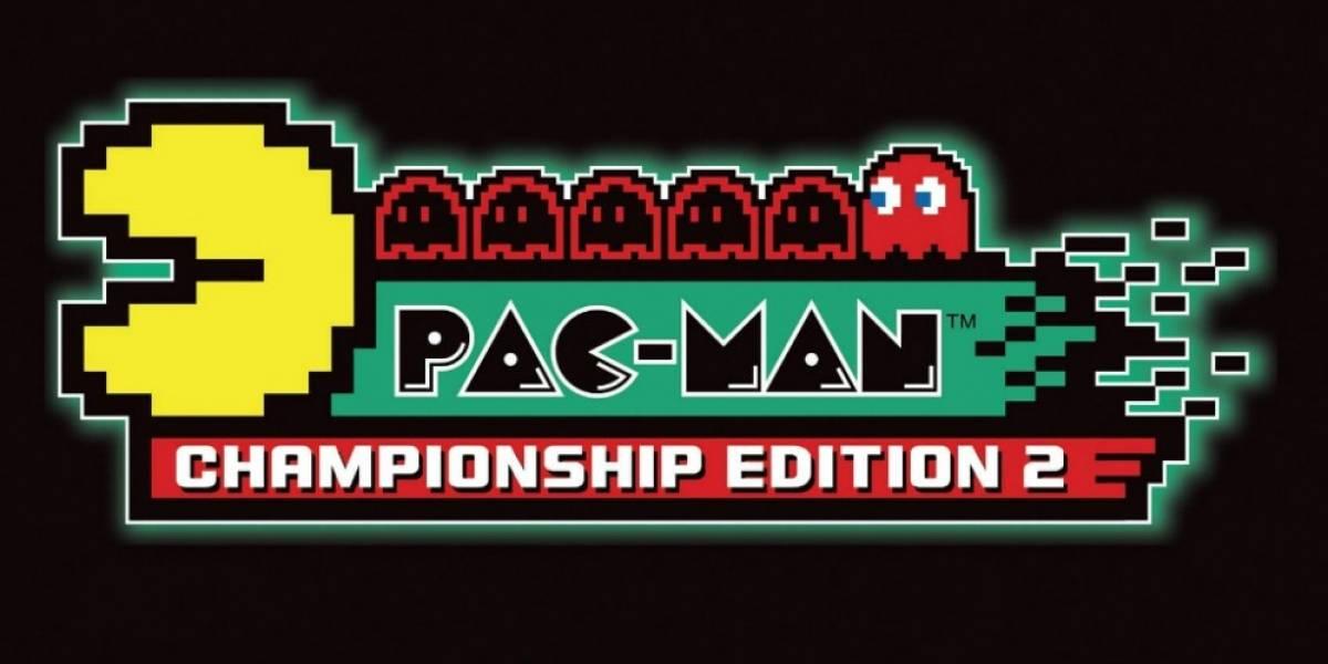 Pac-Man Championship Edition 2 ya tiene fecha de lanzamiento