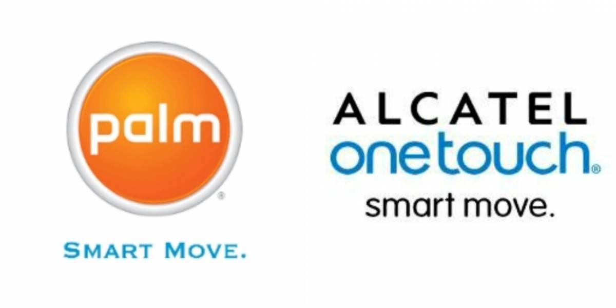 Palm volvería al mercado con un teléfono Android, gracias a Alcatel Onetouch