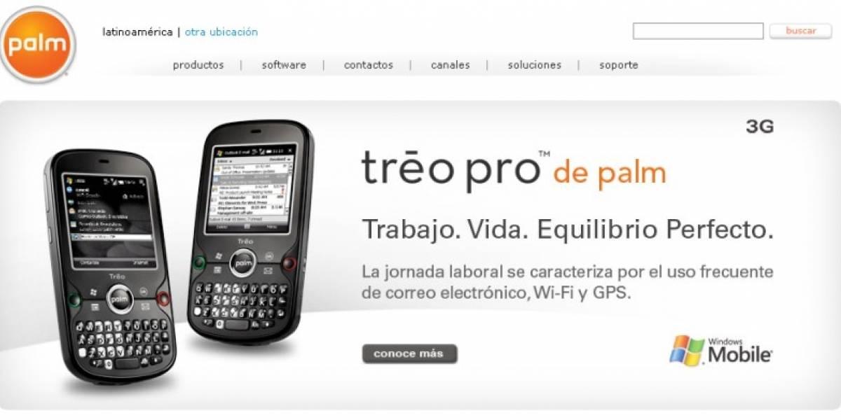 Futurología: Palm deja América Latina