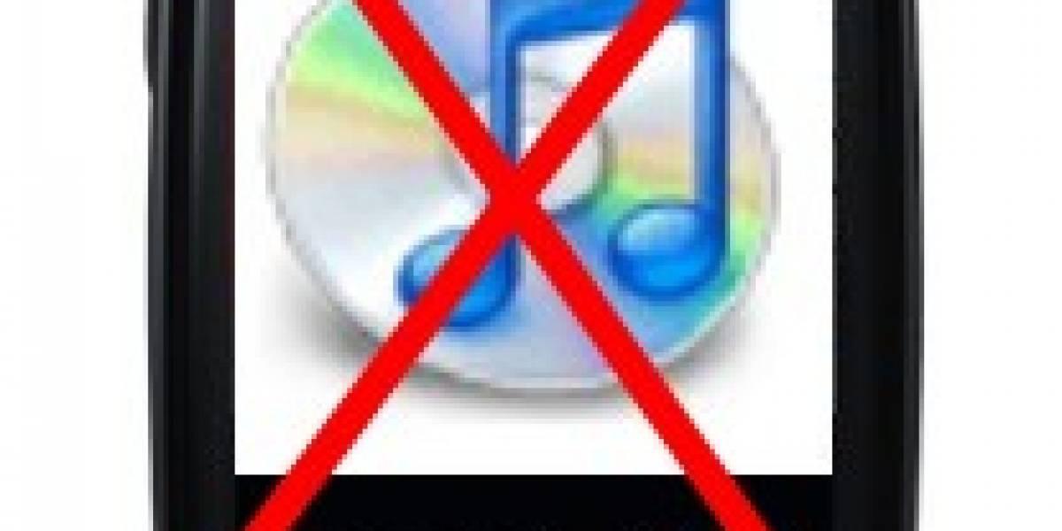 Apple no quiere a terceros sincronizando con iTunes