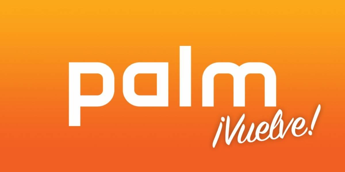 La marca 'Palm' revive oficialmente de la mano de TCL