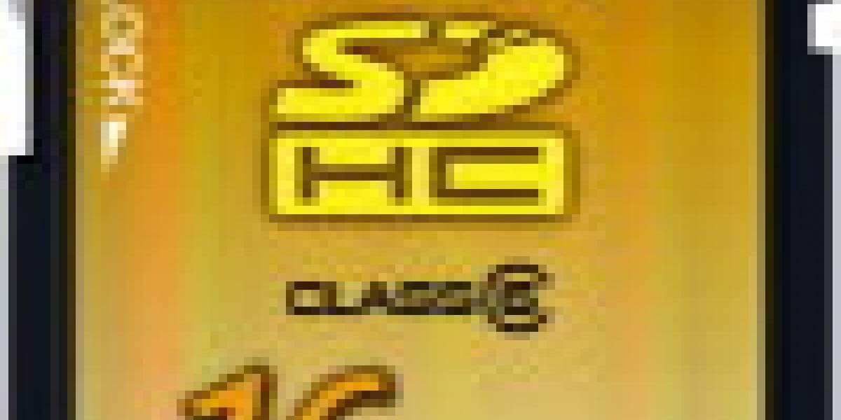 SDHC de Panasonic, 16GB para tu multi media