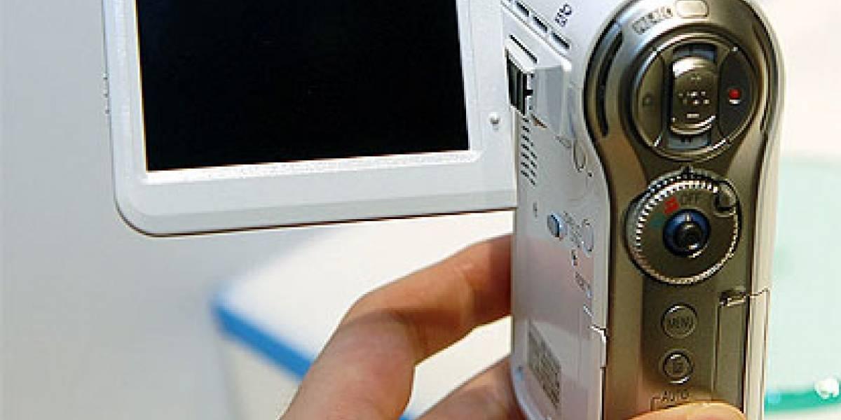 Canon HG10 y Panasonic HDC-SD7: Las videocámaras HD más pequeñas del mundo