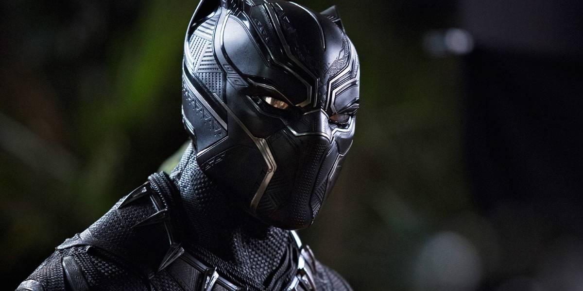 Já vimos o filme do Pantera Negra!!