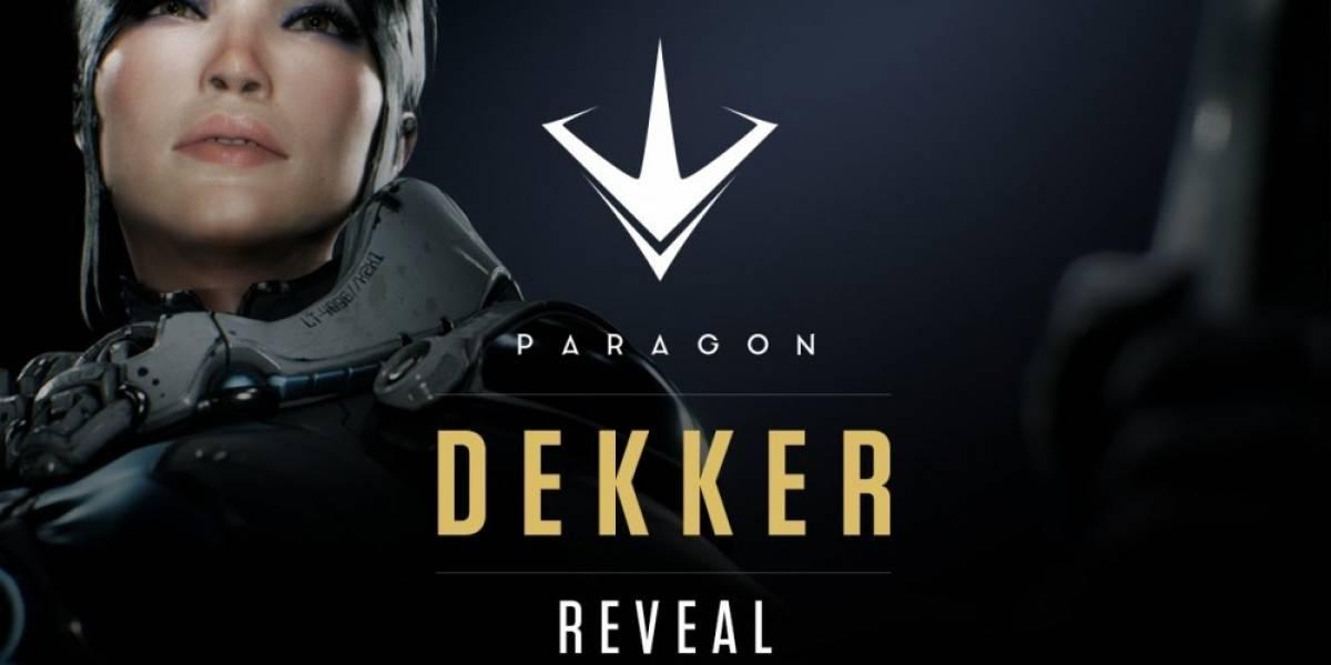 Epic Games presenta a un nuevo personaje de Paragon