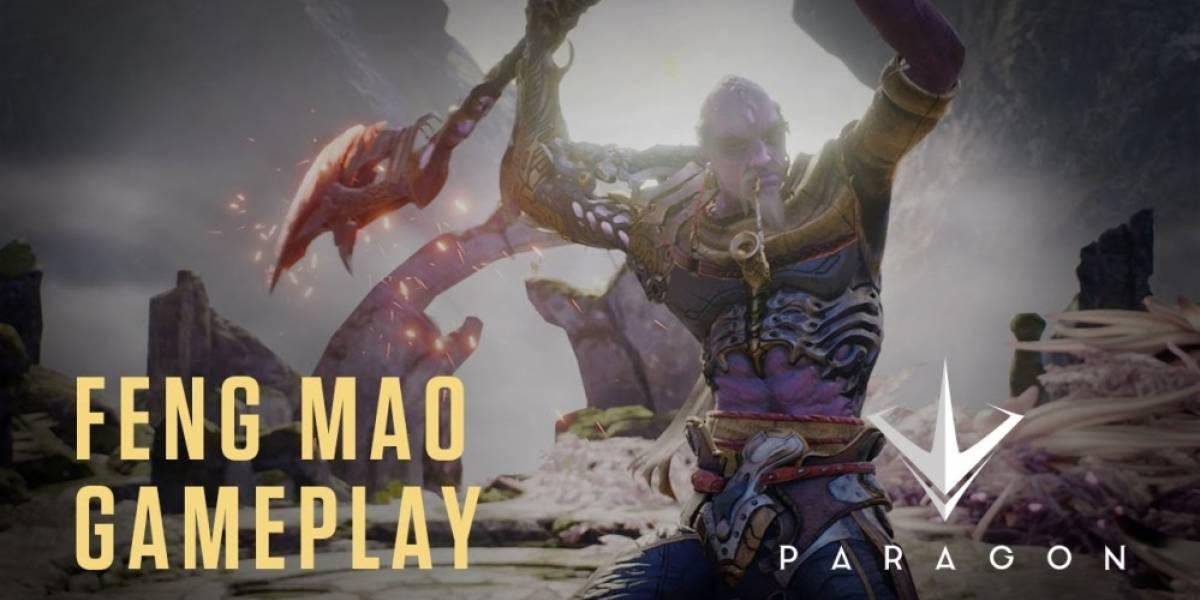 Epic Games lanza nuevos videos con jugabilidad de Paragon
