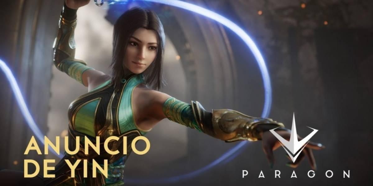 Se anuncia Yin, una nueva heroína para Paragon