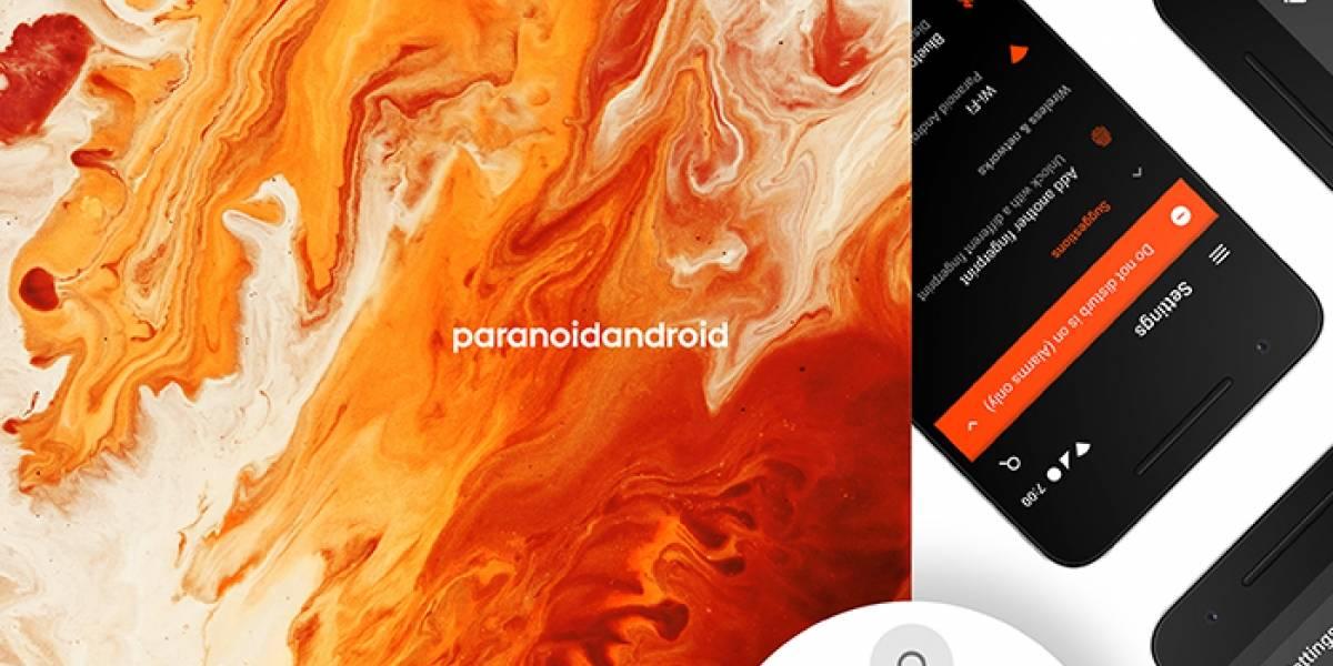 Paranoid resucita con soporte para Pixel, OnePlus y Nexus
