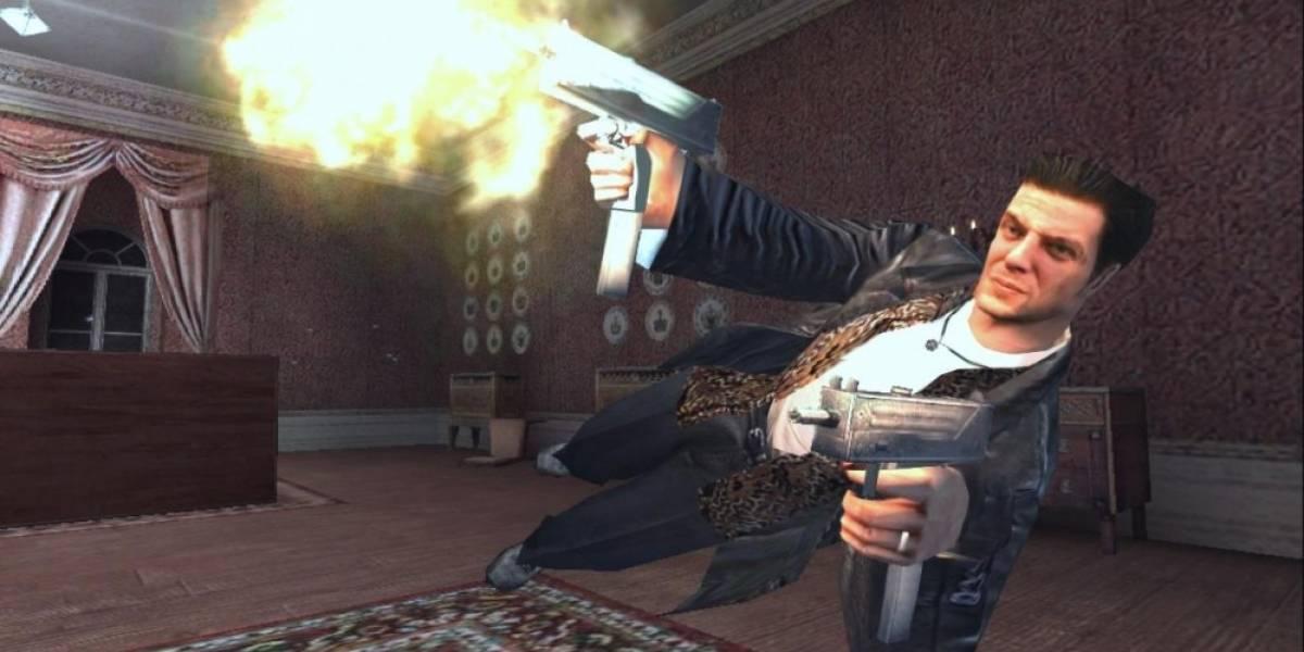 El Max Payne original parece que igual se viene a PS4