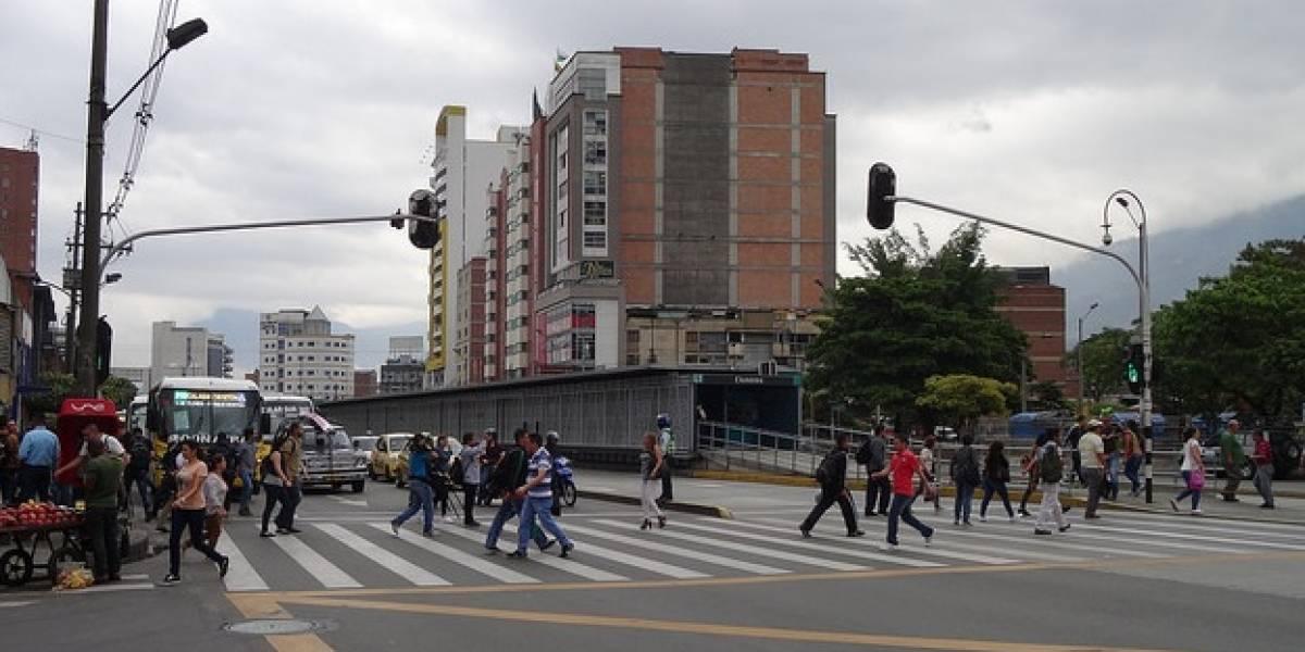 Conozca los puntos críticos de mayor accidentalidad en Medellín