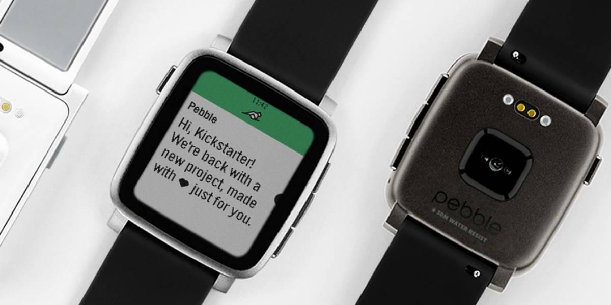 Fitbit continuará ofreciendo soporte a Pebble en el 2017