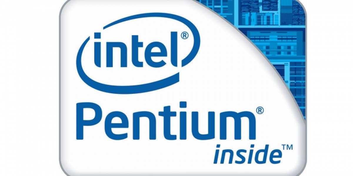 Intel quiere mantener vivos los procesadores Pentium en servidores