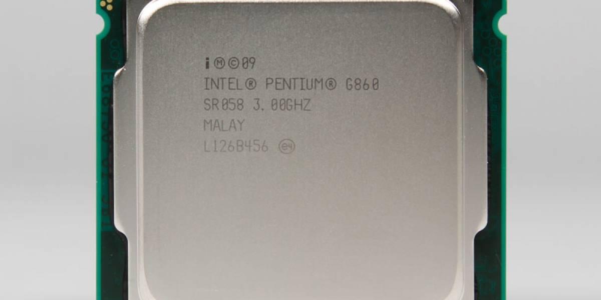 Intel Pentium G860 Review