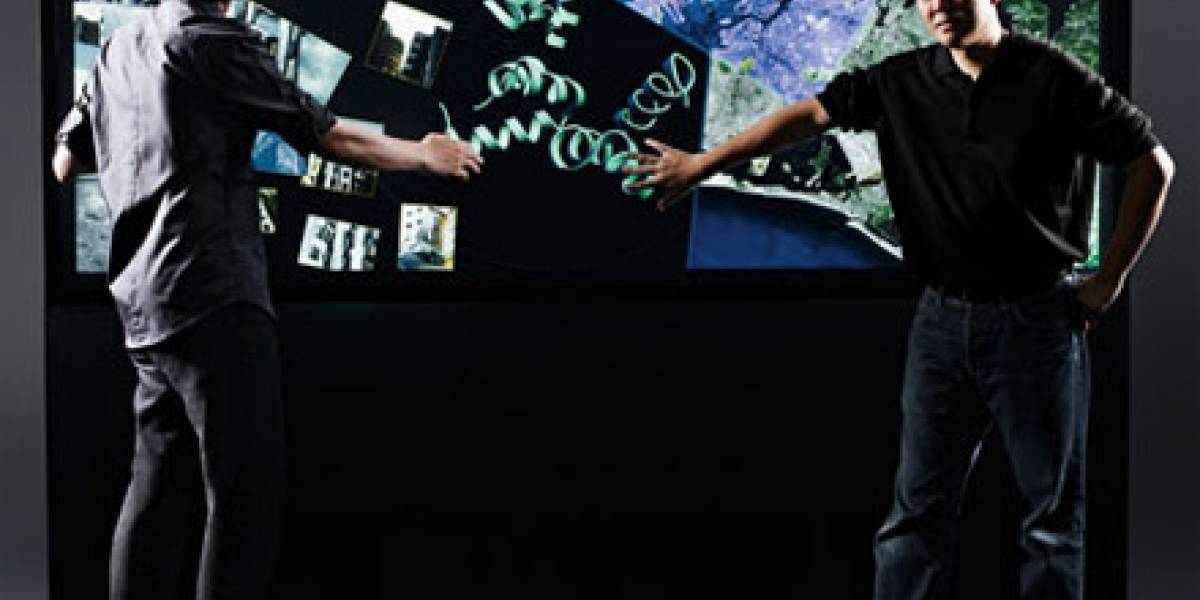 Pantalla de Perceptive Pixel a la venta en Nieman Marcus