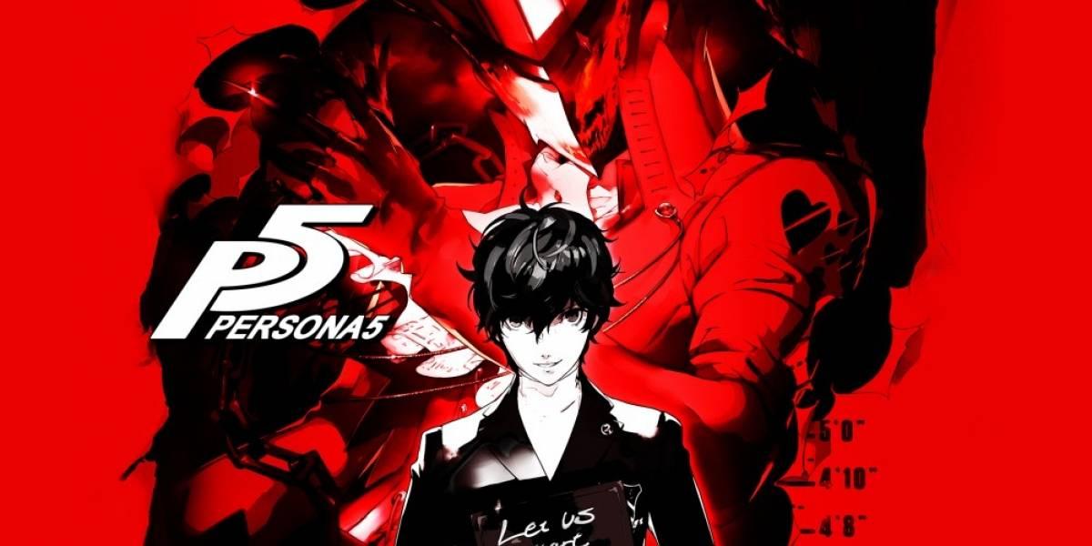 Persona 5 ya ha distribuido 1.5 millones de copias