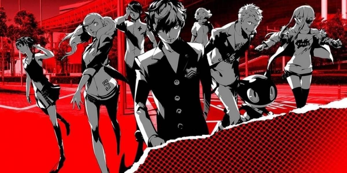 Persona 5 comenzará a recibir DLC desde la próxima semana