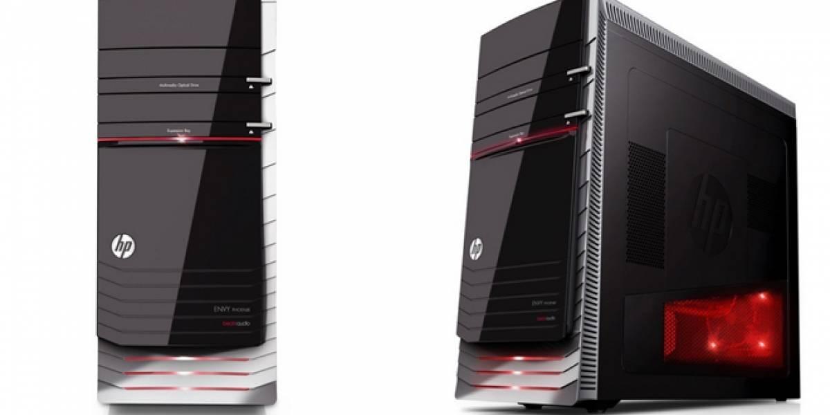 HP renueva su PC de escritorio ENVY Phoenix h9