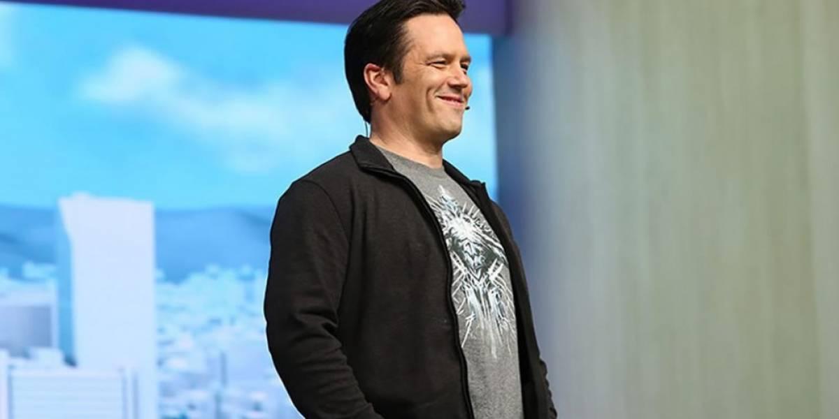 Phil Spencer: Si no tienes una TV 4K, no verás el potencial de Scorpio #E32016