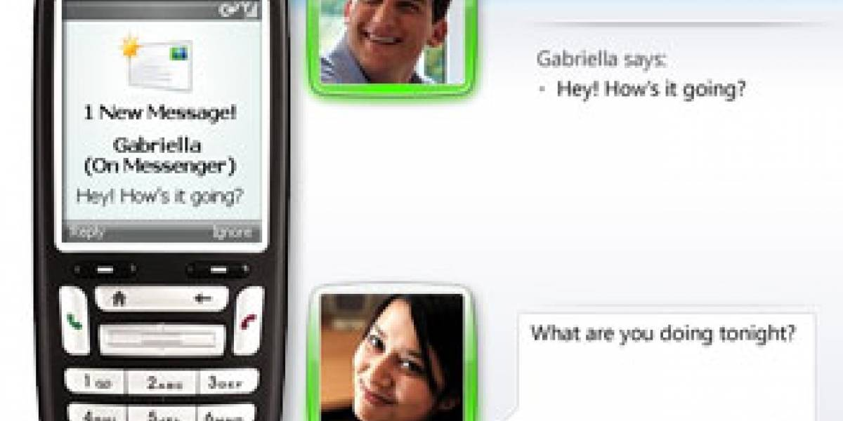 Chile: Entel permitirá chatear por Messenger usando SMS
