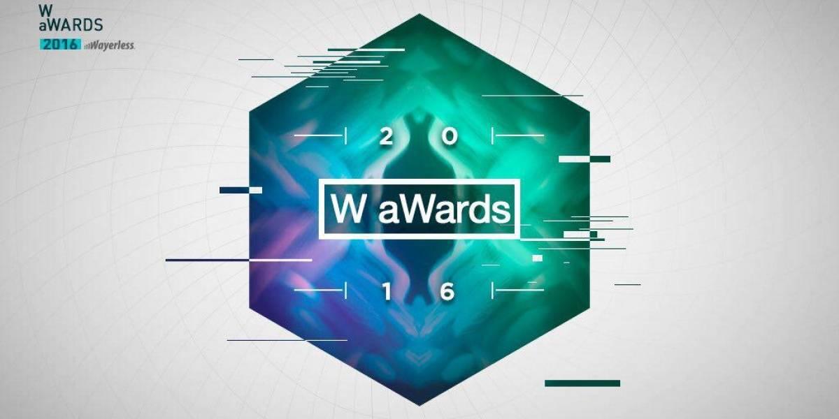 Elige a tu favorito en los W aWards 2016
