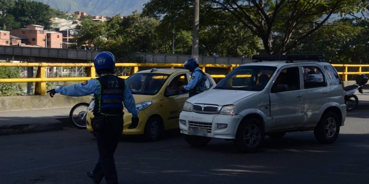 ¡Atento! Esta es la rotación del pico y placa en Medellín para el primer semestre de 2018