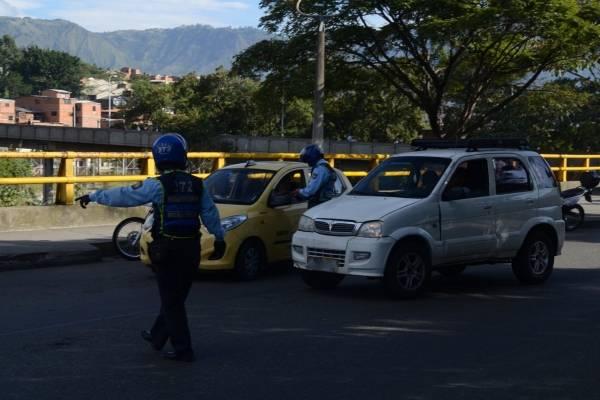 Tránsito Medellín