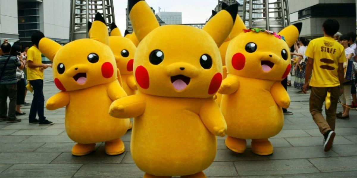Pokemon Go alcanza las 650 millones de descargas