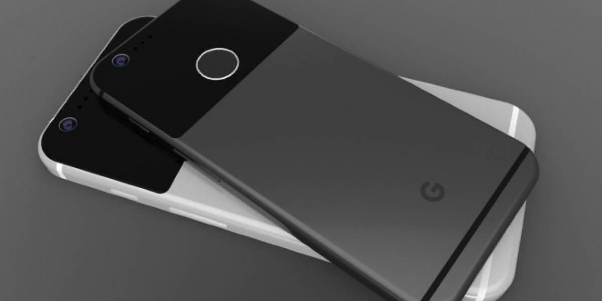 Estos renders muestran cómo serán los Google Pixel