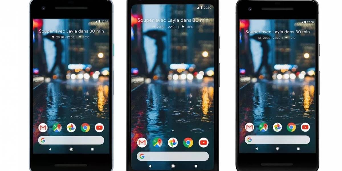 Descarga ahora el lanzador de aplicaciones del Google Pixel 2