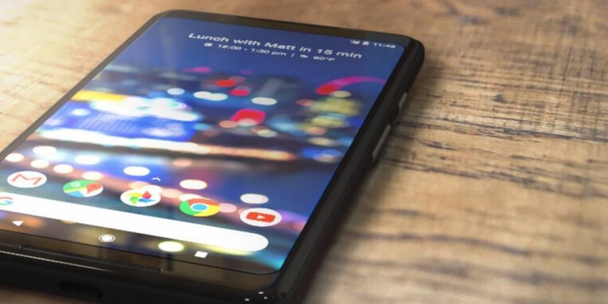 Usuarios del nuevo Pixel 2 XL reportan problemas de pantalla quemada