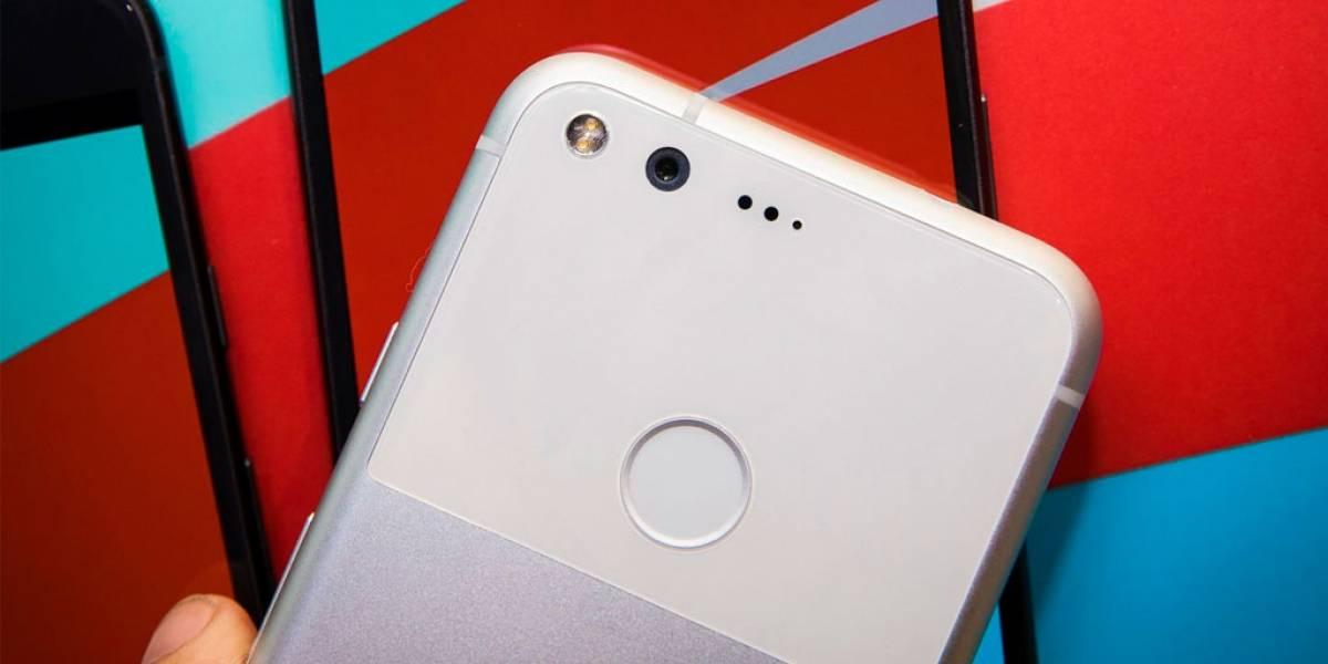 LG le pondría pantalla de bordes curvos al Pixel 2