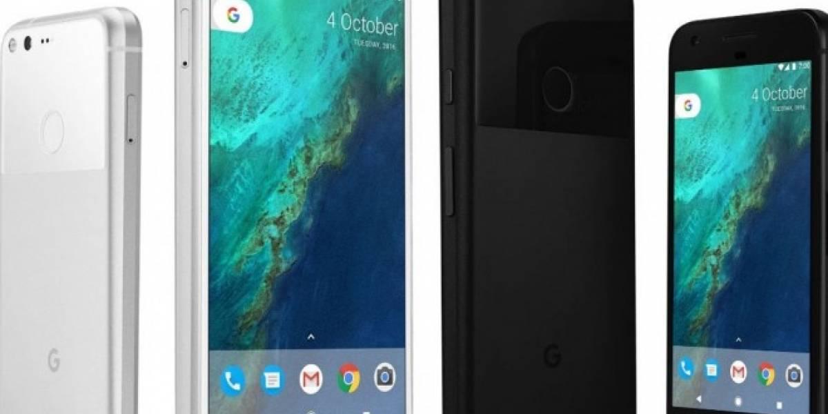 Pixel de Google vendió más unidades que el Nexus 6P en su lanzamiento