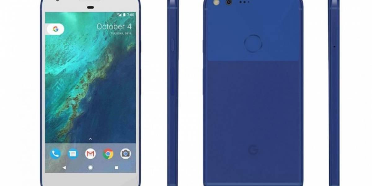 Se agota el Pixel en color azul a pocas horas de su presentación #madebygoogle