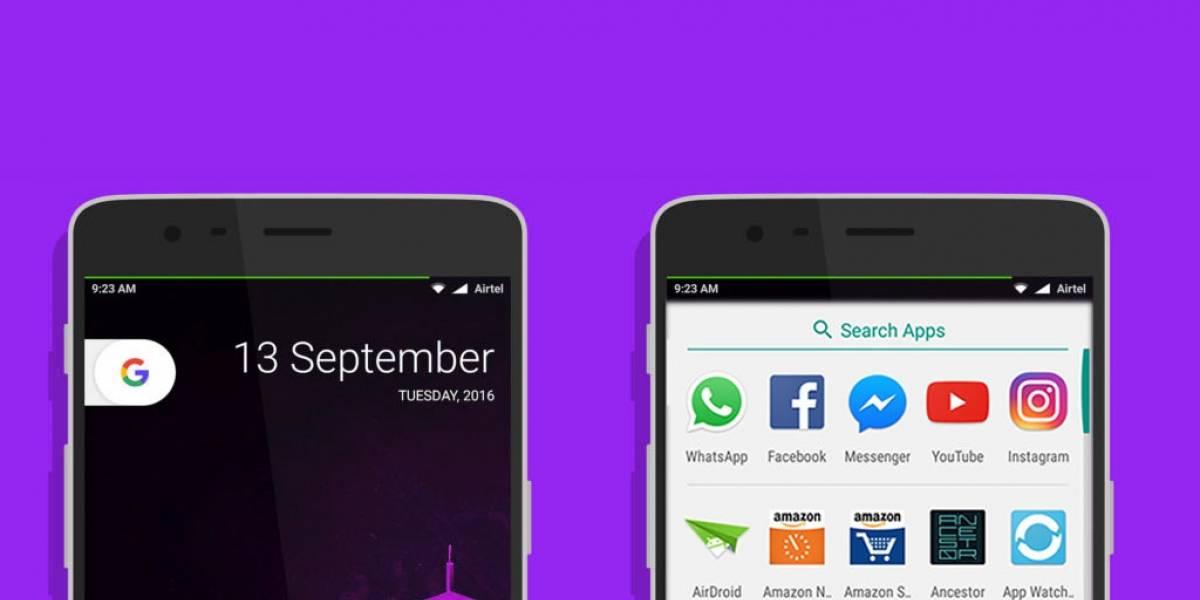 Pixel Launcher está probando una nueva barra de búsqueda