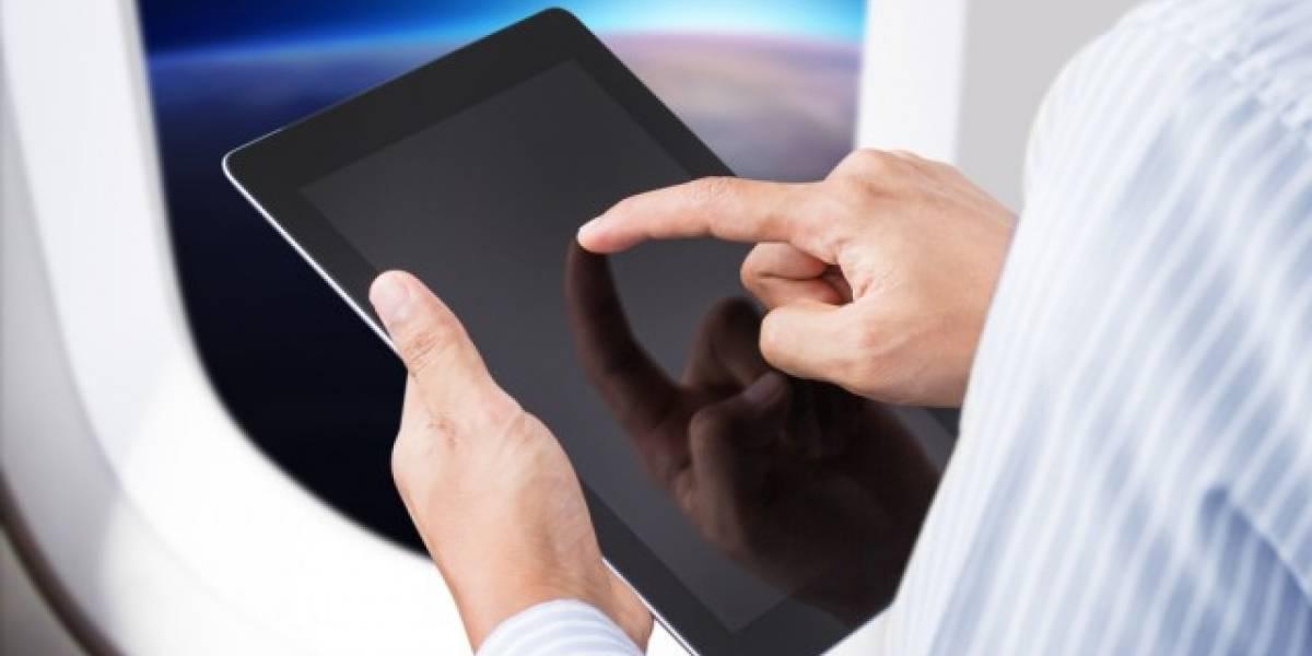 El porqué de la prohibición de volar junto a tu iPad