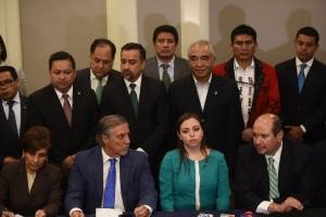Planilla de unidad para junta directiva del Congreso