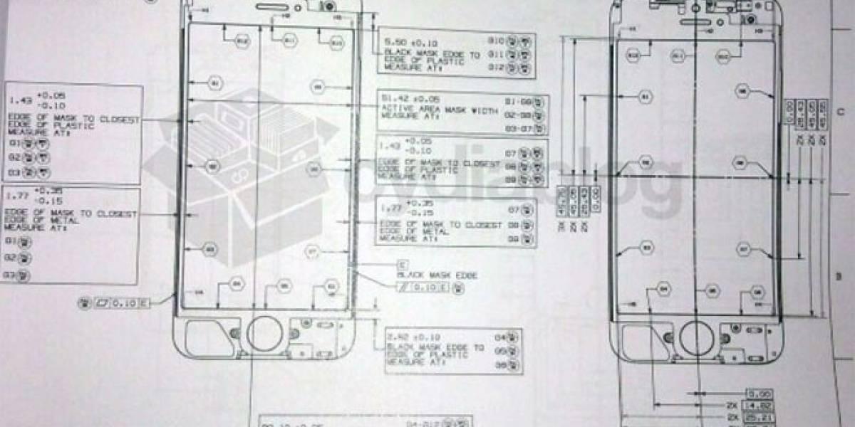 Consultora asegura que el nuevo iPhone tendrá pantalla de 4,08 pulgadas