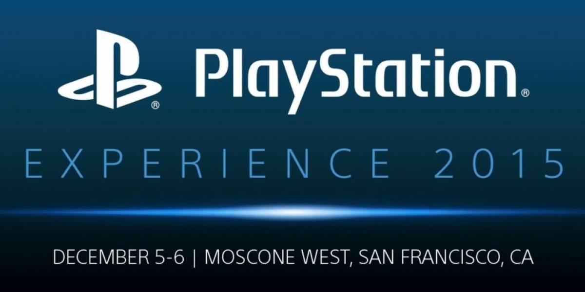 Sony revela lista de 111 juegos que estarán en PlayStation Experience 2015
