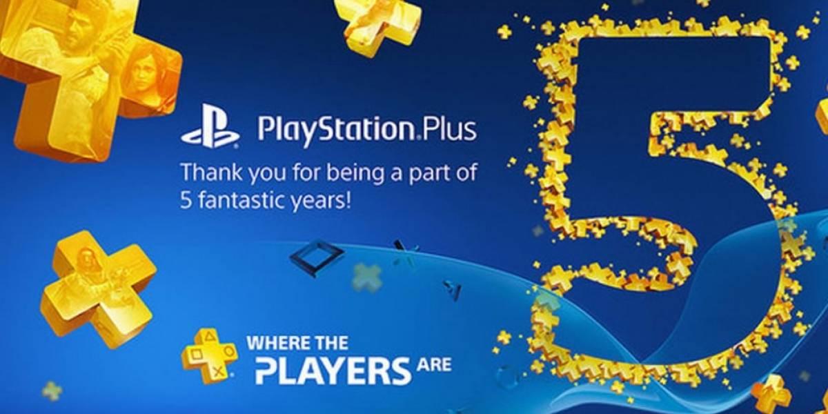 Sony hace un regalo a los jugadores más antiguos de PS Plus
