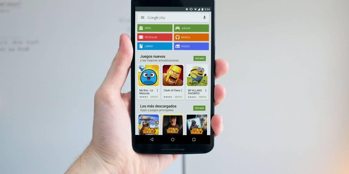 """Google estaría por lanzar una versión """"familiar"""" de la Play Store"""