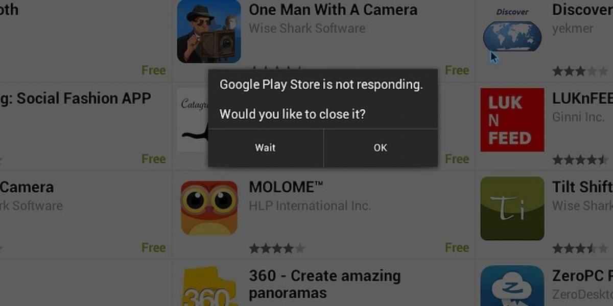 Google ya no pagará a desarrolladores Android en Argentina