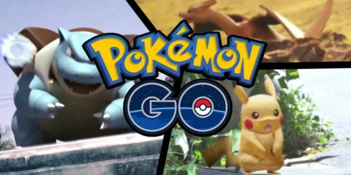 Pokémon Go llegará a los móviles en julio