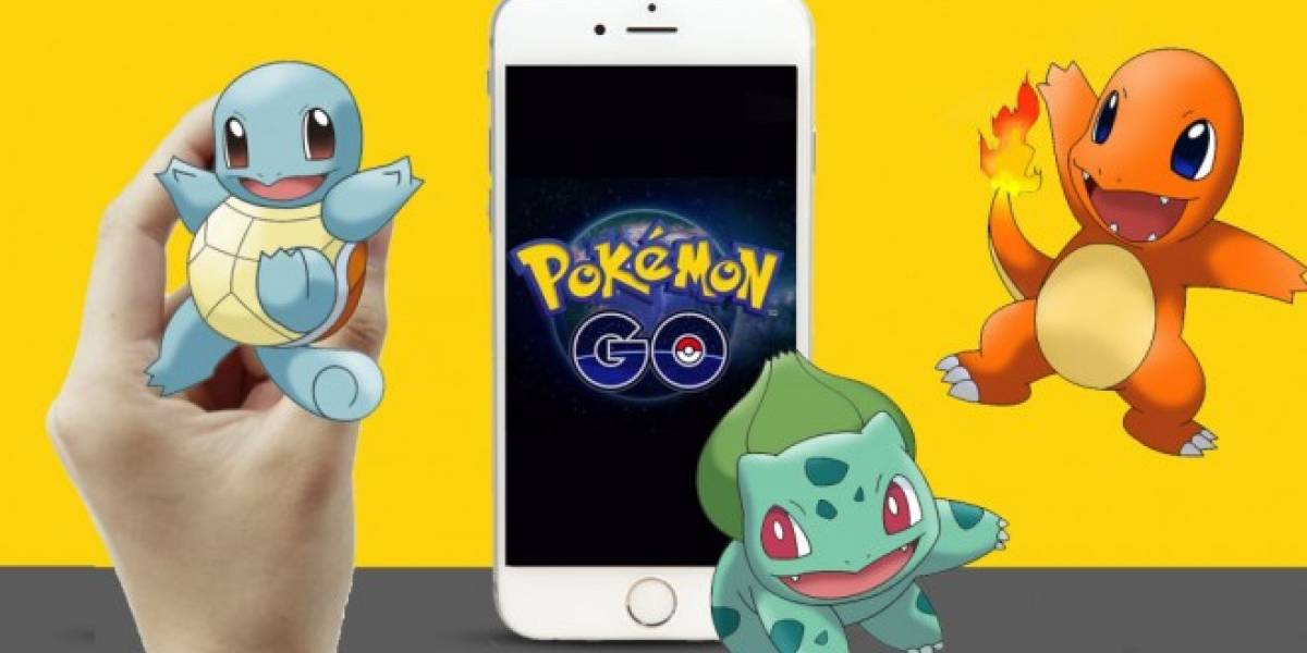 Pokemon GO ya está disponible para iOS