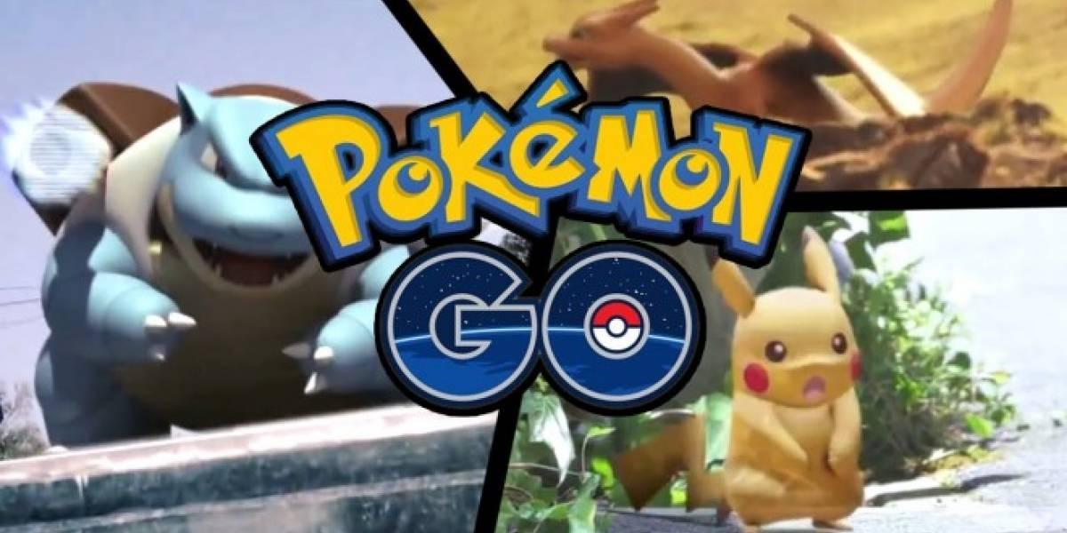 Ya está disponible Pokémon Go para Android