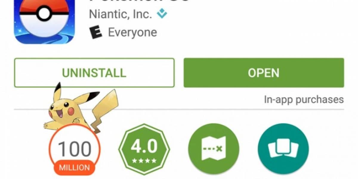 Cuidado, la APK de Pokémon GO puede hackear tu Android