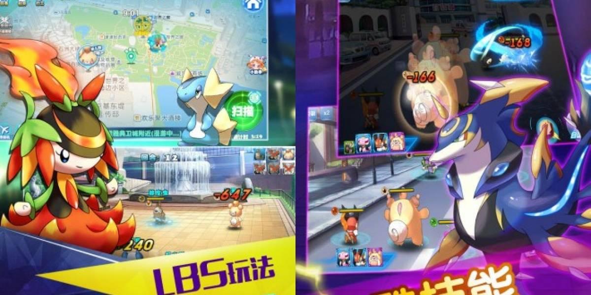 Este clon de Pokémon GO es la aplicación más popular de China