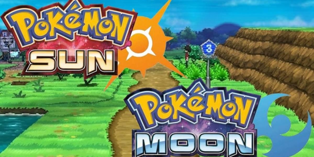 Nuevo tráiler de Pokémon Sun y Moon revela siete nuevos pokémon